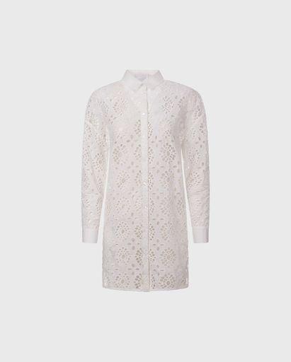 Anne Fontaine Casilde White Shirt