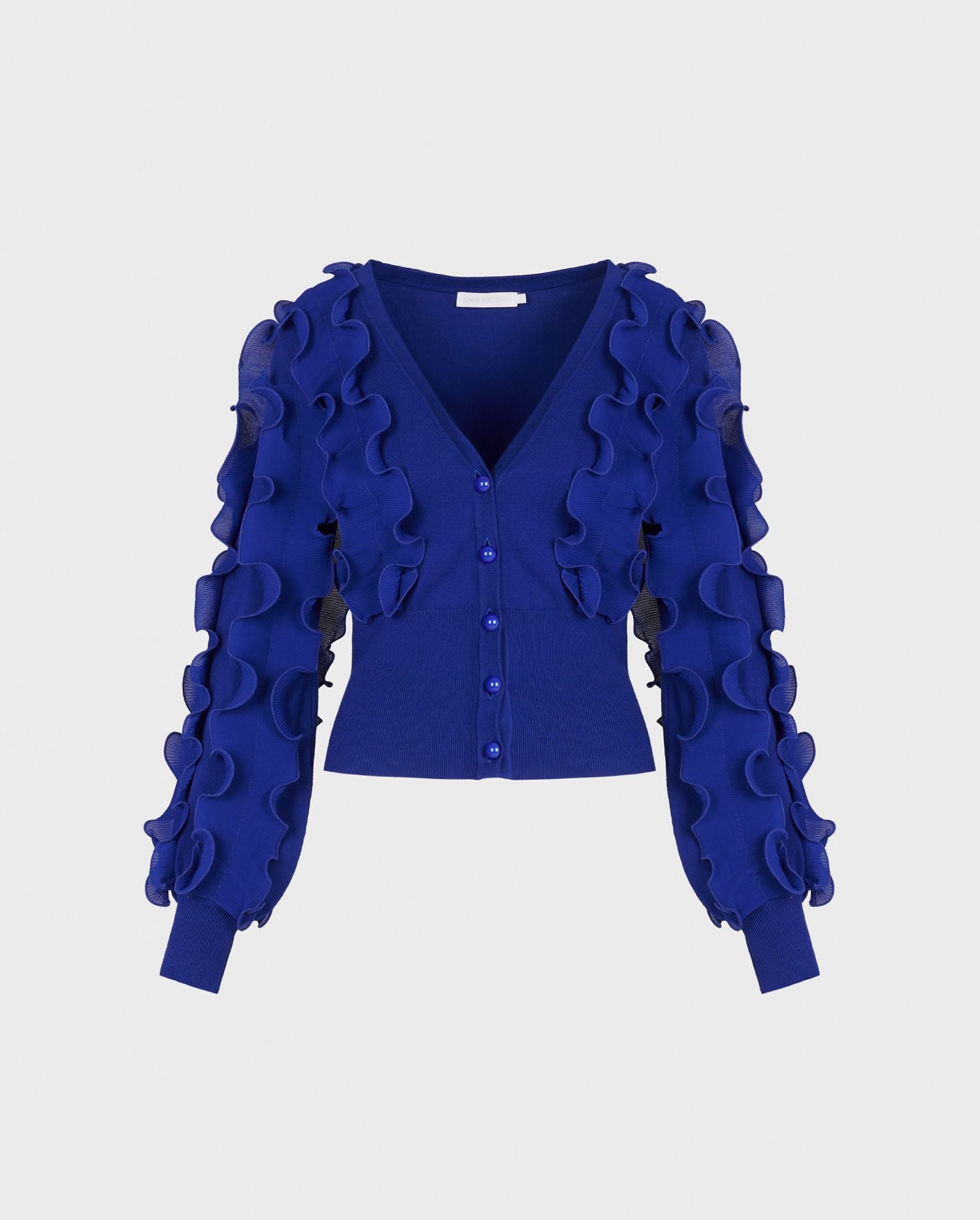 Add the Ciline Ultra Blue sweate to your wardrobe for a vibrant pop of color