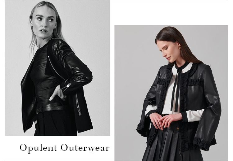 Explore Transitional Outwear To Embrace The Cooler Seasons With Ease