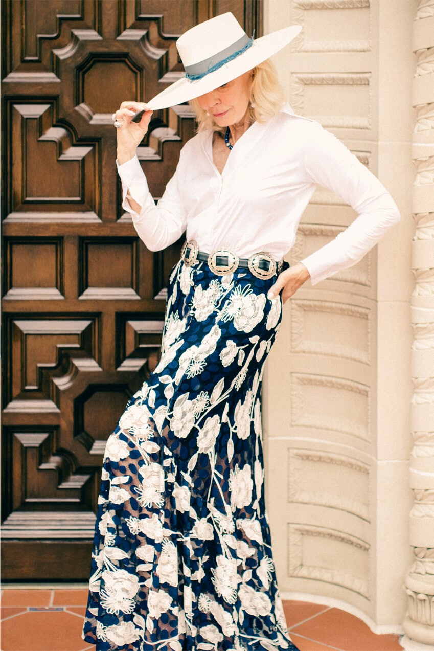 Anne Fontaine CHAMA Skirt